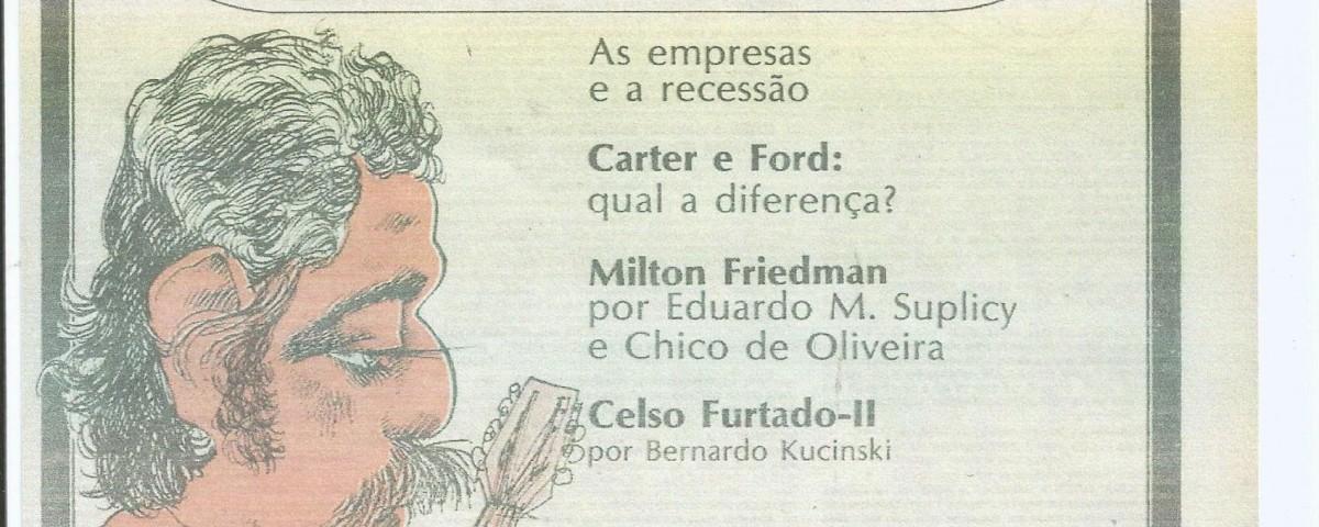Capa do Jornal Movimento  ed.69