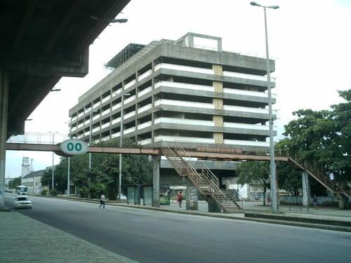 Antiga sede do Jornal do Brasil - Reprodução