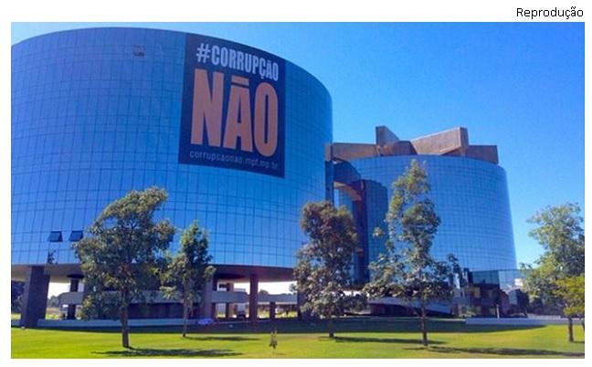 Sede da PGR em Brasília - Reprodução