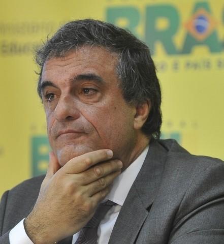 José Eduardo Cardozo não expôs na agenda a visita ao comandante da 5ª Região Militar - Foto Agência Brasil