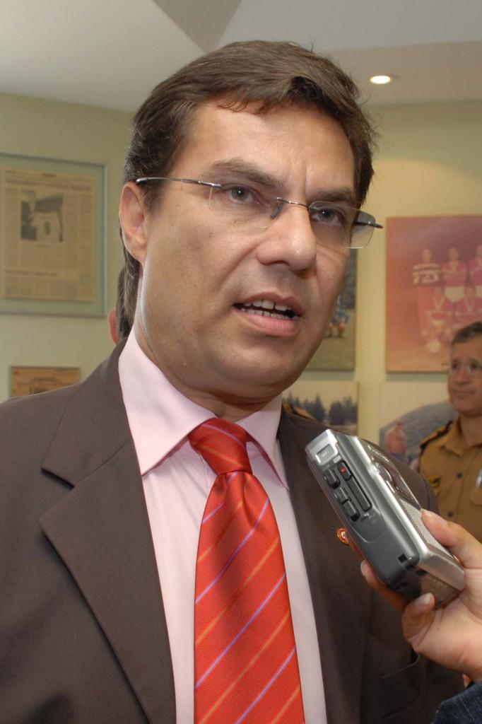 """Juiz José Orlando Bremer ao Blog: """"se meu alvará foi usado na Lava Jato, fui traído""""  - foto - site da Policia Militar (PR)"""