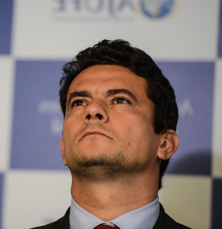 Sérgio Moro relutou em cobrar da Corregedoria do DPF o resultado da sindicância., Foto Ajufe