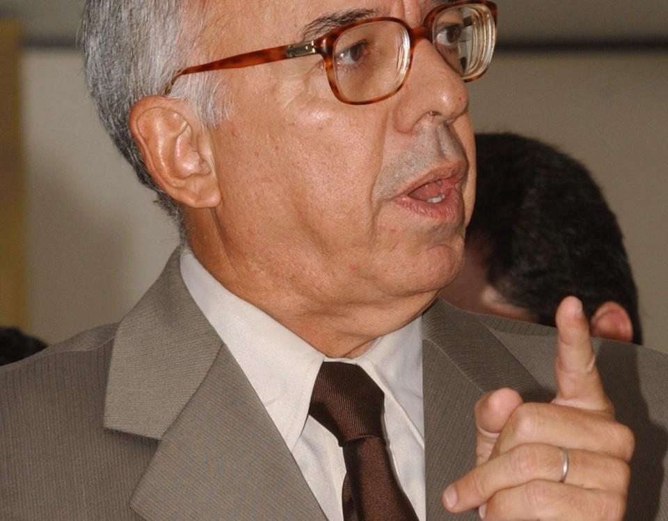 Claudio Fonteles, ex-procurador-geral da República, um nome respeitado em todo o Judiciário nacional,