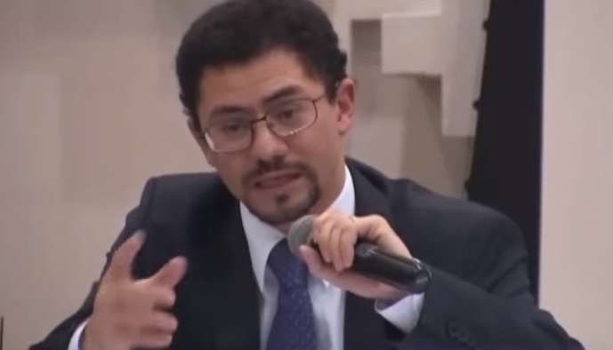 Desde quando foi  auxiliar de Sérgio Moro, o juiz Flávio Antônio da Cruz, de Curitiba, discorda da posição do colega da 13ª Vara Criminal Federal (Foto reprodução do Youtube)