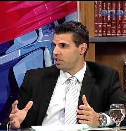Mauricio Moscardi: acusações sem confirmação, conforme declarou o juiz
