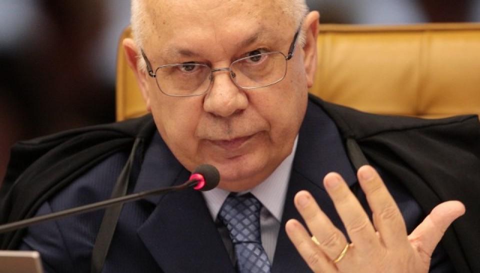 O ministro Teori Zavascki fez a proposta de adiar o julgamento do mandado de segurança que impede Lula de assumir o cargo de ministro da Casa Civil. Foto: STF