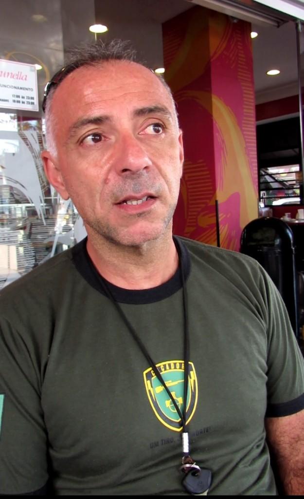 Depois que o delegado Cassio Nogueira sugeriu o envio do inquérito para o STF por falar no deputado Michel Temer, o caso não voltou mais para Santos. Foto: Marcelo Auler