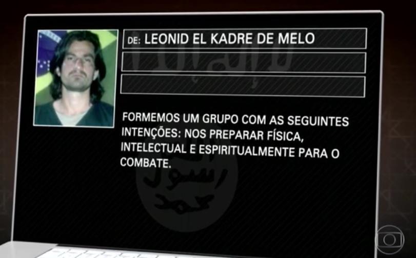 """E-mail vazado para a TV Globo; """"Para justificar as prisões"""" diz a defensora."""