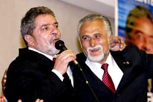 Na análise do subprocurador da Repúblicz e ex-ministro Eugênio Aragão, José Genoíno e Lula, foram vítimas, em momentos diferentes, dos frágeis castelos teóricos do Ministério Público Federal - Foto: reprodução da internet