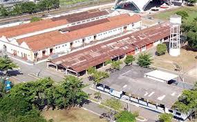 Antiga sede do 1º BIB, hoje Parque da Cidade, será preservada pelo município que ainda destinará um pavilhão para montar um Centro de Memória. (Foto reprodução do Jornal Diário do Vale)