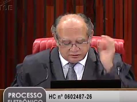 """Gilmar mendes criticou pretensos advogados: """"É preciso respeitar as instituições"""""""