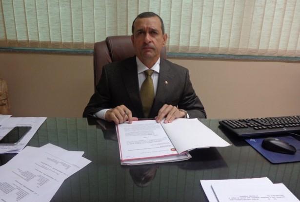 A decisão do juiz Glaucenir de Oliveira, que usou a pris~qao de Garotinho até como forma de censurá-lo, foi bastante criticada pela pela ministra Luciana Lóssio (Foto reprodução da internet)