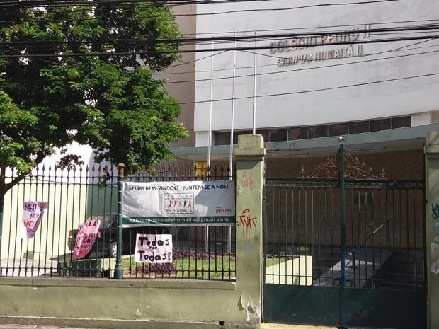 Os cartazes co, Fora Temer que incomodaram o procurador Fabio Aragão. Foto Reprodução