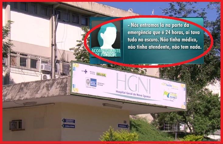 Hospital da Posse em Nova Iguaçu, mesmo antes da PEC do Fim do Mundo entrar em vigor já está com seus repasses congelados a valores de 2013. Resultado, não funciona.