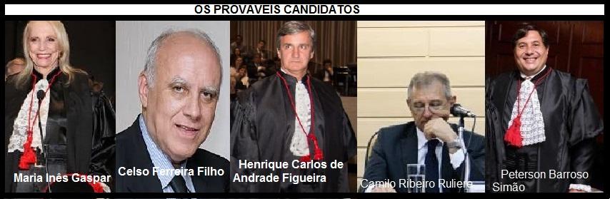 os-candidatos