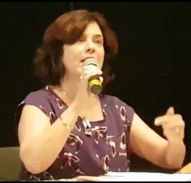 A socióloga Nísia presidirá a Fiocruz pelos próximos quatro anos. Reprodução do Youtube