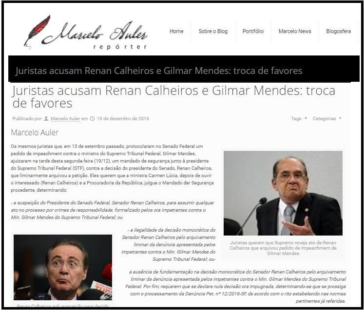 juristas acusam .... foto blog