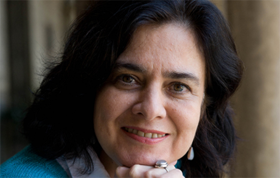 Nísia Verônica Trindade  Lima,  a primeira mulher na presidência da Fiocruz