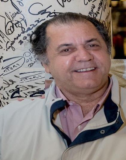 Omar Catito Peres, empresário.