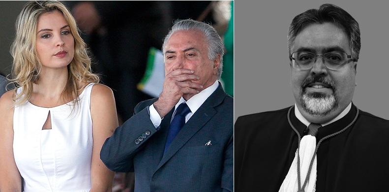 cENSURA À fOLHA E O Globo desembargador e presidente