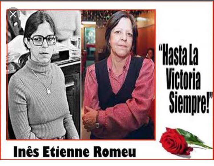 """Vitima de estupro na Casa da Morte, em Petrópolis, Ines Etienne Romeu, já falecida, foi desqualificada pelo juiz  como tendo sido """"como uma terrorista perigosa"""". Foto reprodução"""