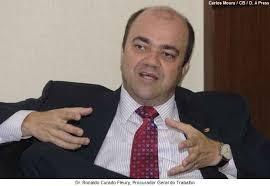 Na Nota assinada pelo Procurador-geral do Trabalho, Ronaldo Curado Fleury, sem que ele explicite, surge a incoerência do governo golpista.