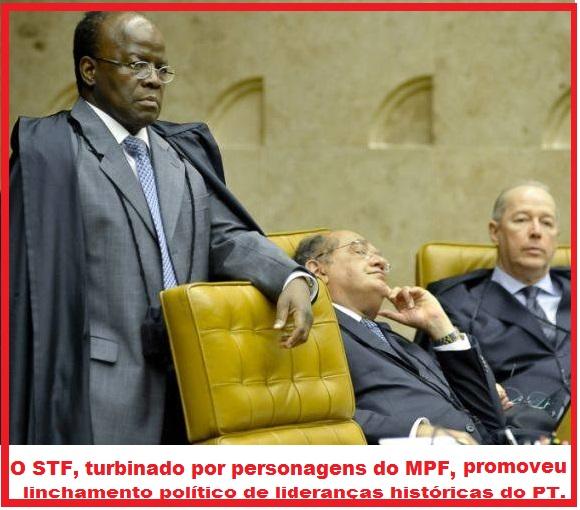 STF promoveu linchamento2