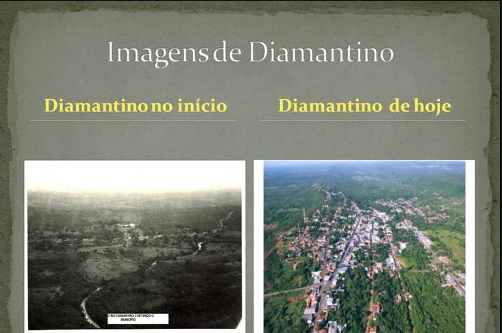 diamantino ontem e hoje dirceufrota.blogspot.com.br