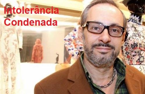 João Pedrosa, queimado junto à sociedade e condenado a pagar indenização e a publicação da sentença.Foto reprodução do Facebook