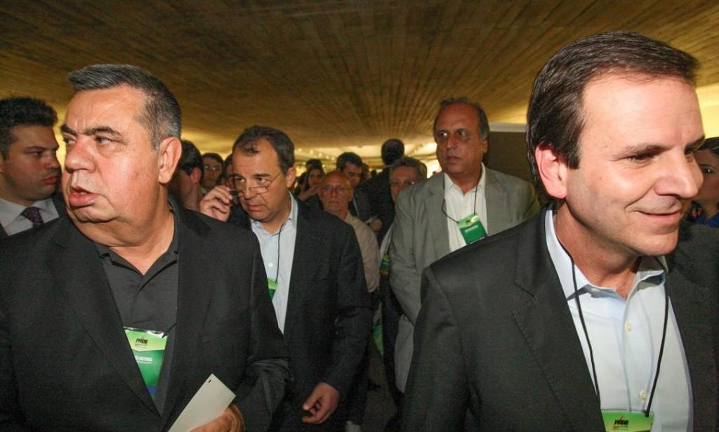Caciques do PMDB fluminense que levaram o Rio à bancarrota