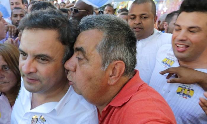 O apoio de Picciani a Aecio Neves foi o primeiro sinal de traição do PMDB fluminense a Dilma Rousseff.