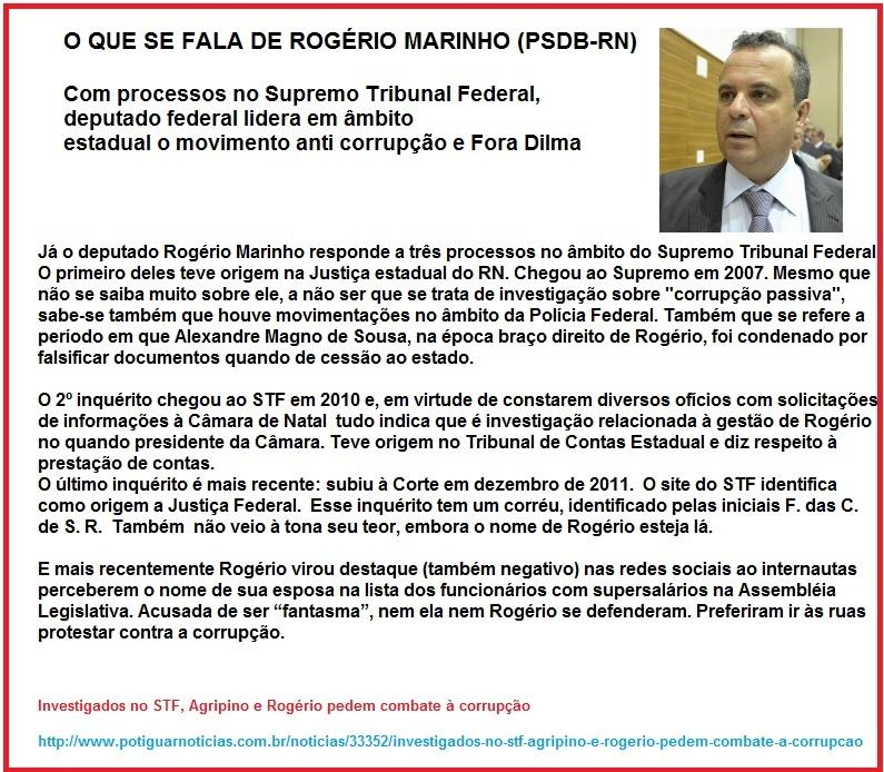 Quem é Rogerio Marinho, o relator