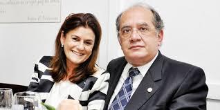 Guiomar e Gilmar Mendes, viagem a Buenos Aires, presente de Sérgio Bermudes