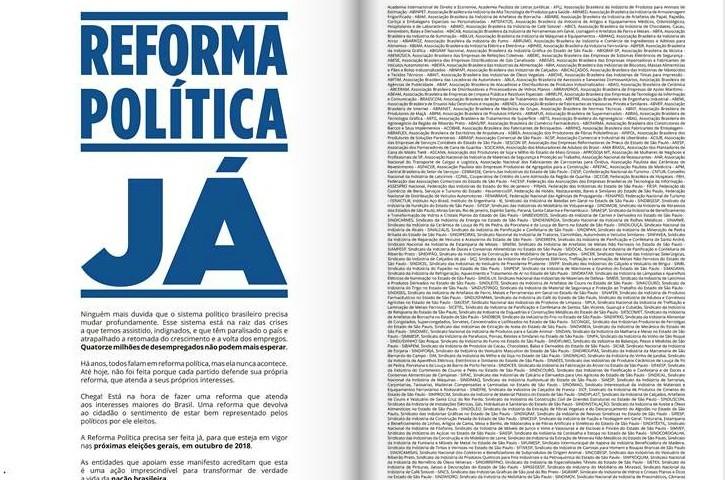 anuncio FIESP 25.05