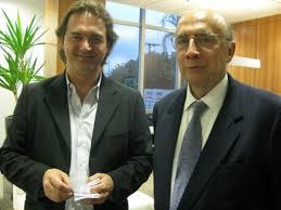 henrique Meirelles e Joesley Batista