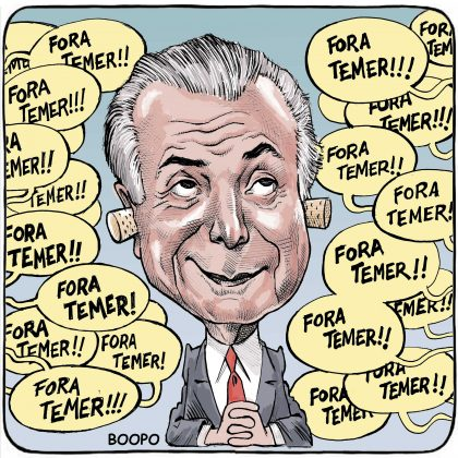 Charge de Boopo, copiada do site https://www.humorpolitico.com.br/tag/michel-temer/