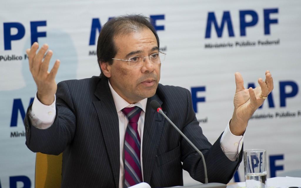 O vice-procurador-geral eleitoral, Nicolao Dino, primeiro da lista tríplice. Foto: Marcelo Camargo/Agência Brasil