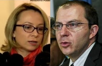 """Erika Mialik Marena e Márcio Anselmo Adriano: os primeiros """"desmontes"""";"""