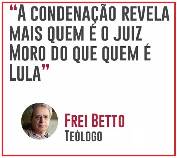 betto sobre a sentença.