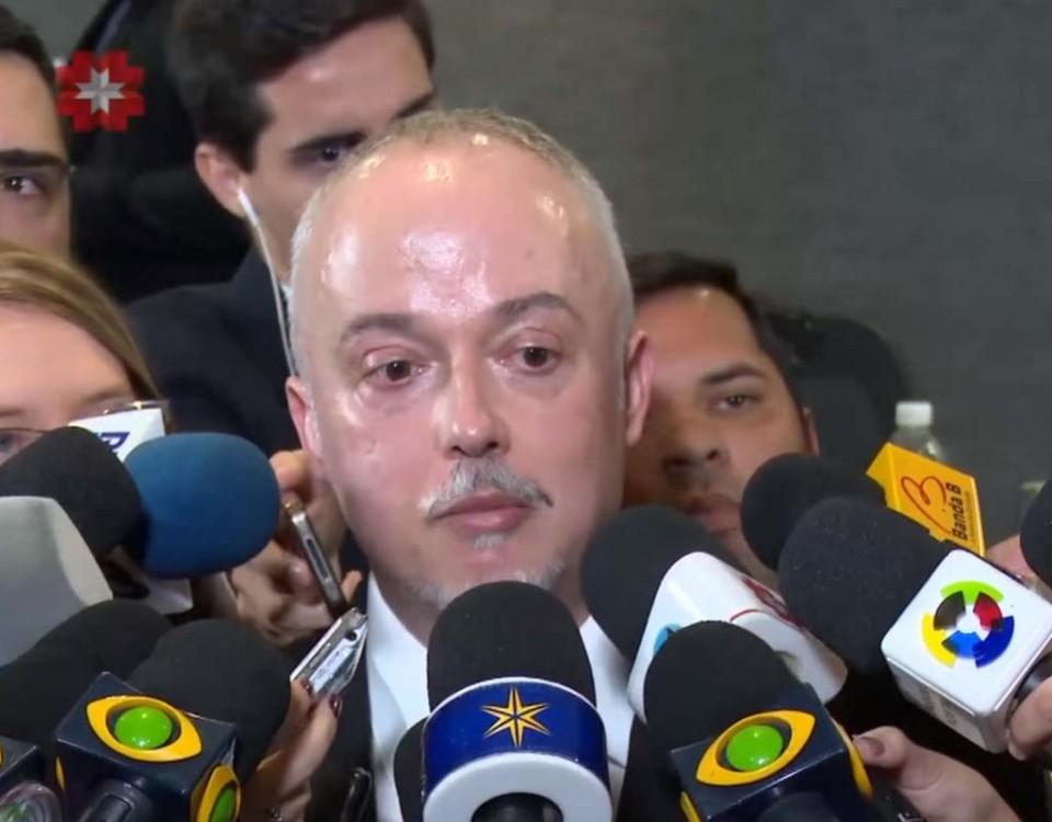 Carlos Fernando Santos Lima: quando o bolso fala mais alto. Foto Reprodução