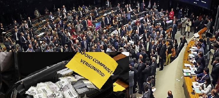 plenario da camara libera temer