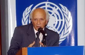 Entre os muitos serviços prestados à diplomacia brasileira, Rubens Ricupero também foi secretário-geral-da-Conferência-das-Nações-Unidas-para-o-Comércio-e-o-Desenvolvimento-Unctad (FOTO: Arquivo EBC)