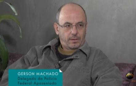 """Machado, após denunciar o descumpprimento do acordo de delação premiada por Youssef, passou a ser pressionado até ser aposentado por """"invalidez"""". De inválido não tem nada. (Foto: reprodução da Multi TV Cidades programa Lente Aberta)"""
