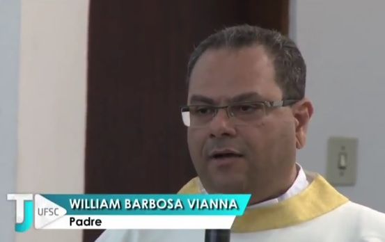 Padre William Barbosa Vianna: homilia mal interpretada.